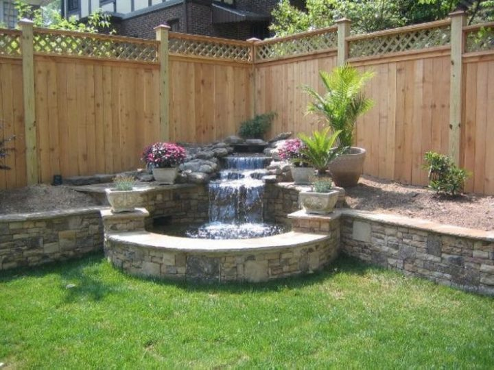 20+ Attractive ideas for the beautiful backyard