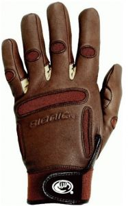 Classic gardening gloves for women Bionic, Brown, X-Large