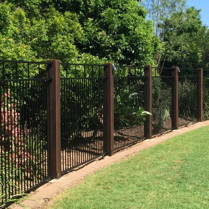 10 modern fencing ideas in the yard