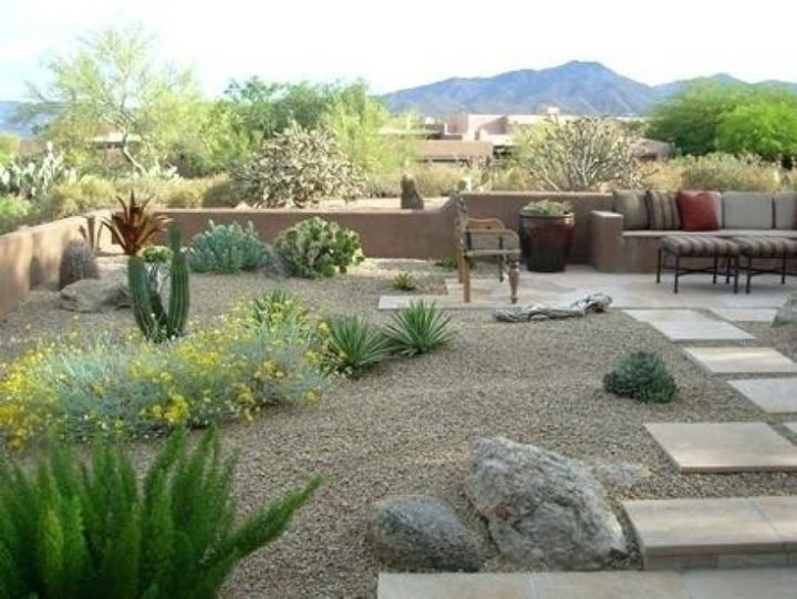 11 Some of the best tricks on how to update desert backyard ideas