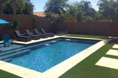 50 simply small backyard ideas with pool design
