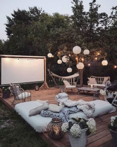 63 Beautiful ideas of remodeling the backyard garden and …