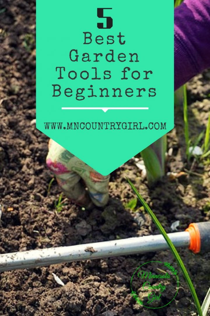 The 5 best gardening tools for beginners! Learn that …