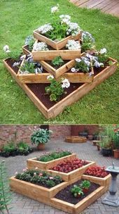 20 really cool ideas of DIY planters and planters