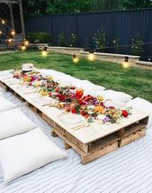 32 best ideas for garden parties (with photos) that you should not miss in 2019