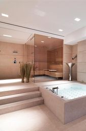 32 modern bathrooms that make the case of luxury
