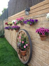 39 easy and cheap DIY garden ideas that everyone can do