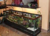 8 ideas of planters and terrariums DIY Fish Tank | Balcony …