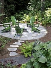 Give your backyard or front garden a fresh look …