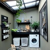 52 laundry design ideas that will maximize your small space – GODIYGO.COM