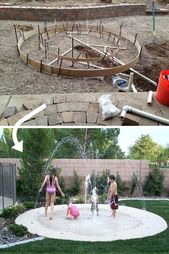More than 20 amazing DIY ideas and projects in the backyard for the summer