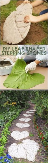 More than 20 concrete DIY projects to beautify your garden