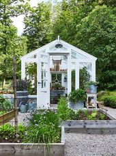 25 beautiful and inspiring garden shed ideas | Home design and interior