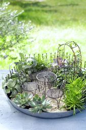 62 DIY miniature fairy garden ideas to bring magic to your home – Page 40 of 62 – SooPush
