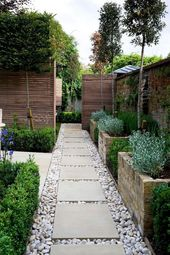 More than 60 landscaping ideas for small gardens with Rocks & Pool on a budget